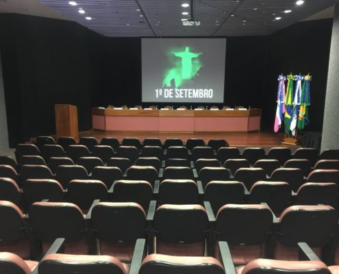 Auditório Evento CREF1