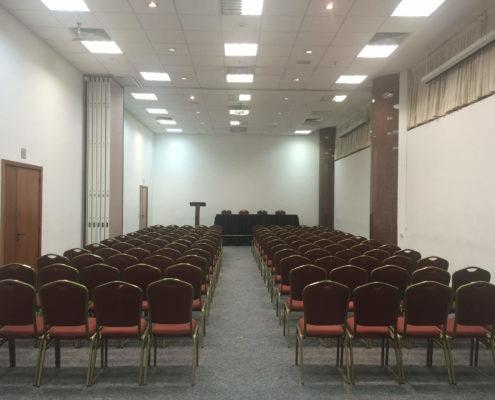 Espaço para reunião