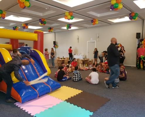 Espaço para eventos infantis em Alphaville