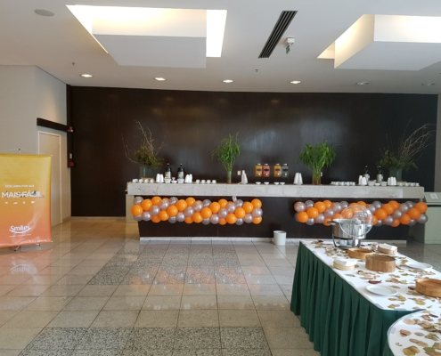 Foyer Centro de Eventos Rio Negro