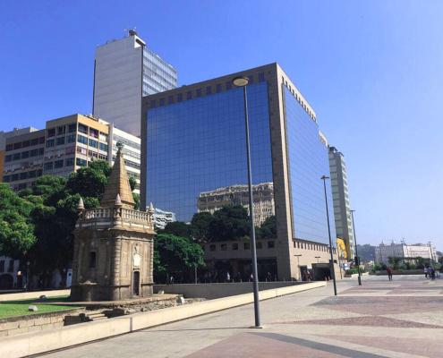 Centro de Convenções Bolsa do Rio