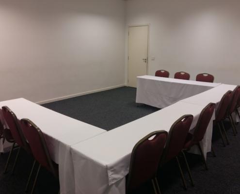 Salão pequeno para eventos