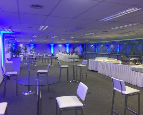 Espaço para eventos no Rio de Janeiro