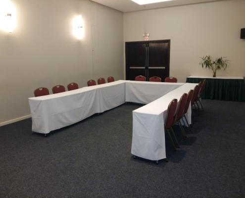 Reunião em U