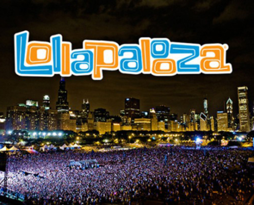 Catering do Lollapalooza 2015