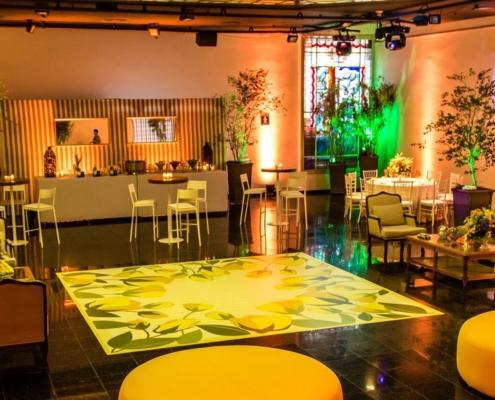 Espaço para casamento no Centro do Rio